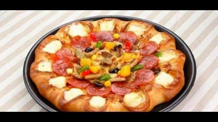 比萨客披萨品牌红到没朋友