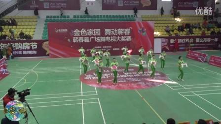 戏迷,夏漕社区舞蹈队表演