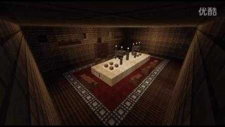 阿鬼【我的世界|Minecraft】魔女之家Another 恐怖冒险解谜
