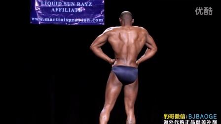 【豹哥健美】Elkus Hardy2012Jay Cutler冠名赛造型表演