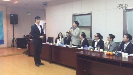 68期aci国际礼仪培训师认证班微笑礼仪考核视频,环球礼仪培训网出品