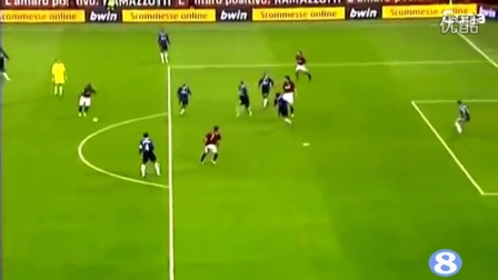 经典回顾-06-07赛季AC米兰3-4国际米兰