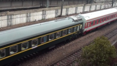 2016年春运 K4160(上海—郑州) 南阳水源地号
