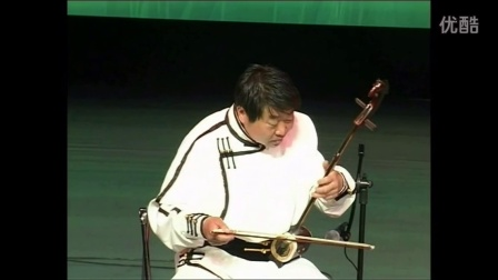 呼和巴特尔老师二胡独奏音乐会——自制乐器演奏