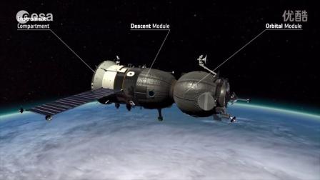 【宇航科普】与国际空间站对接详解