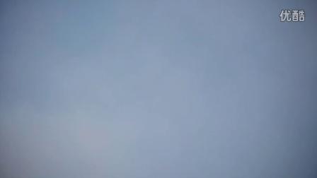 雪景美航模飞行更美