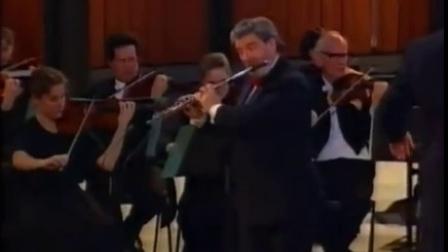 长笛大师詹姆斯高威与北爱尔兰阿尔斯特大学管弦乐团