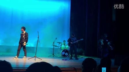 佛山音乐节#南庄四中#coular band