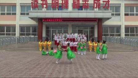 陇西县西铝学校国学经典诵读