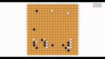 老刘围棋系列讲座之《老刘说恶手》形势判断的奥秘