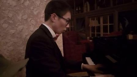 我的歌声里(三角钢琴)_tan8.com