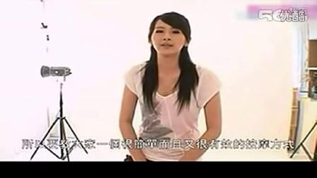 小胸增大计 丰胸按摩手法教学图片 挺出女人自信