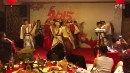 2015真北天华年会集体舞蹈