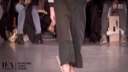 2016 IFA Paris巴黎校区毕业生时装秀