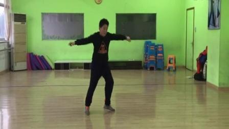 【CM舞蹈】少儿街舞学员自编舞蹈SOLO    GD - 我的天