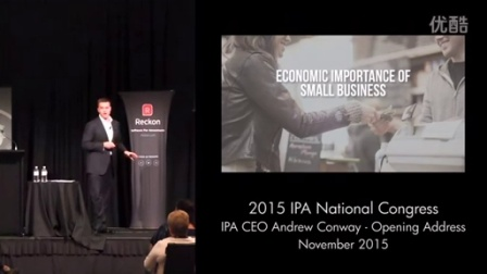 2015 IPA National Congress - Andrew Conway's Opening Address