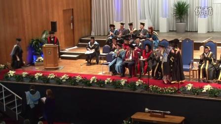 埃克塞特大学2016年冬季毕业典礼(第一场)