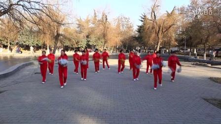 中信银行焦作分行塔南路支行——2月晋级赛 雕塑公园健身队