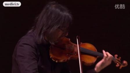 Leonidas Kavakos&王羽佳 - 舒曼《第二号小提琴和钢琴奏鸣曲》