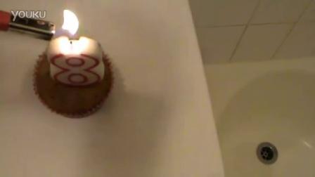 【鸡蛋狂魔】如何制作一份生日蛋糕-HowToBasic、怎么才能、生活小技巧、搞笑视频、鬼畜