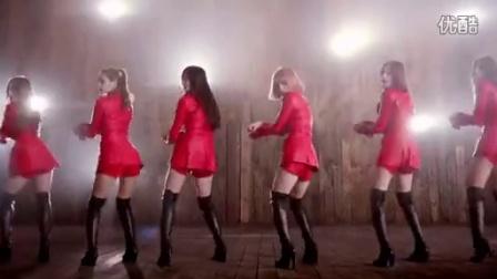 红色性感舞蹈