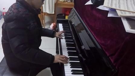 梦中的婚礼(立式钢琴)_tan8.com
