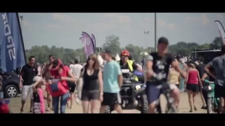爆裂的四轮摩托车!法国第29届世界锦标赛!Mondial du Quad