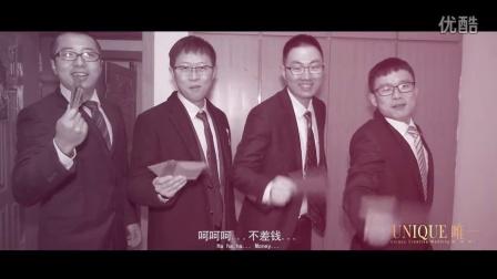 2015.12.26 李世伟、黎洪妙 婚礼精彩花絮 江西饭店唯一创意婚礼监制