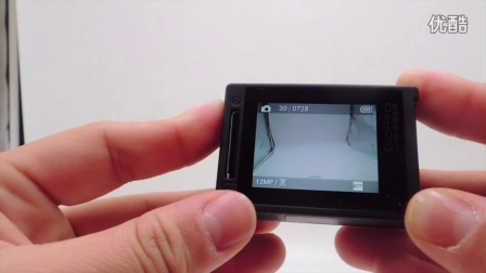 GoPro技巧#12:GoPro HERO4银色版本锁屏键