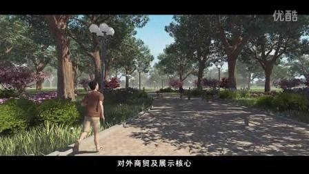 河南邓州坯衫城项目五年发展设想