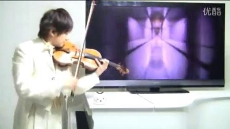 【beatmania IIDX】GOLD RUSHをヴァイオリンで演奏しますた【てっぺい先生】