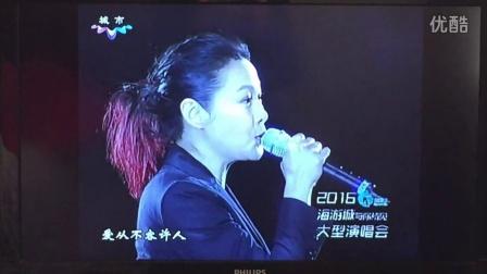 刘若英 当爱在靠近 扬州20160124与你初见演唱会