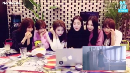 GFRIEND(여자친구) react to ROUGH Music Video