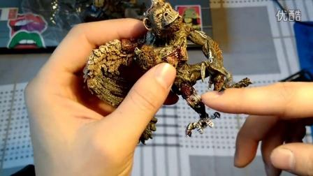 麦克法兰 模型 飞猴
