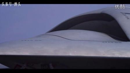 高清视频:近距离观看美帝X-47B无人机在航母试飞!