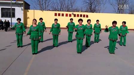 《财源滚滚来》深州市唐奉镇刘官屯广场舞