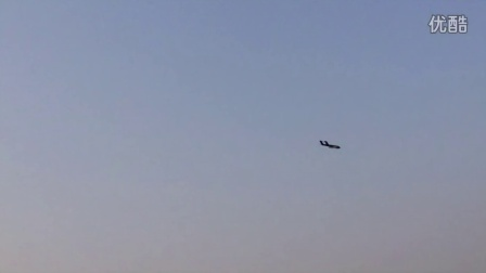 70涵道DH110飞行,声音不错!