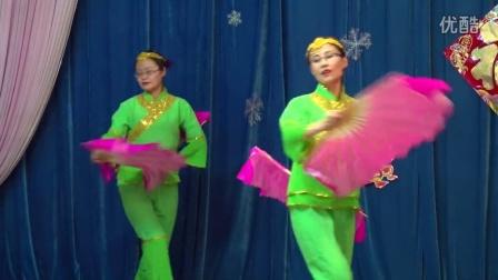 黑河传统文化新年联欢会《越来越好》