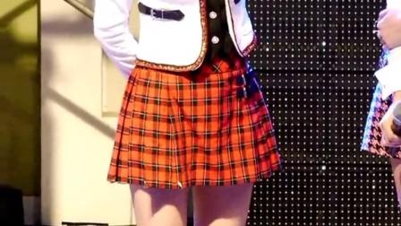 韩国美女性感大尺度热舞短裤美女艳舞 (6)