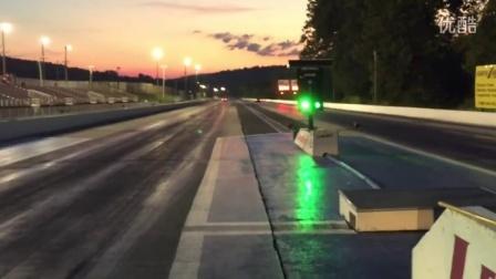 奥迪S3   APR  4分之1 英里加速测试