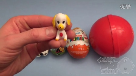 Surprise Eggs Learn Sizes from Smallest to Biggest! Opening Eggs with Toys, Cand