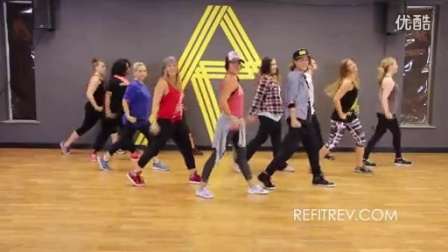 zumba-Blank Space- (Cover) by Taylor Swift-by REFIT_ Revo
