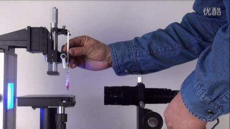 基础入门级视频光学接触角测量仪SL150B型