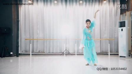 单色舞蹈菱角湖馆中国舞教练班学员成果展示《相思垢》 零基础中国舞教练培训