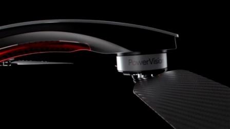 臻迪推出新型无人机PowerEgg会飞的蛋你见过吗?