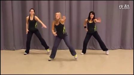 zumba-REFIT Dance Fitness Warm Up
