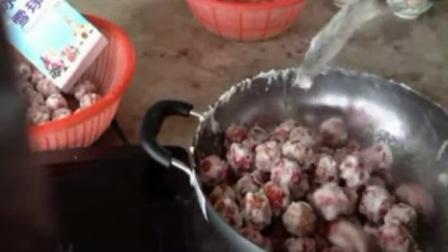 冰糖葫芦做法 冰糖葫芦不化技术 脆皮巧克力糖葫芦做法
