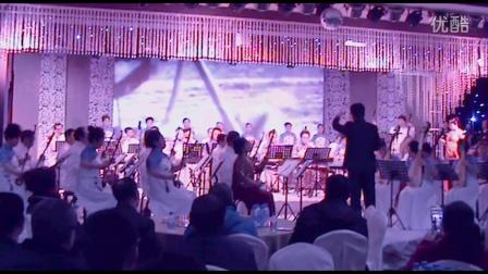 内蒙古赤峰市元宝山区民族乐团器乐合奏《地道战组曲》