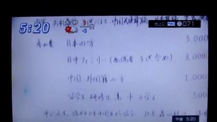 福井电视台给中国春节联欢会做广告