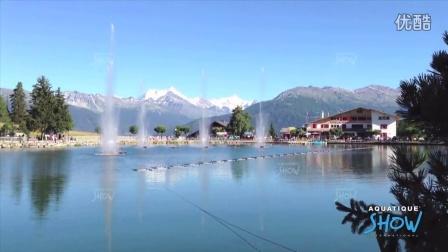 法国国际水秀的世界之旅-瑞士国庆节